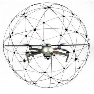 Drohne für Massaria Untersuchungen